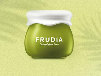 Free mini moisturizer from FRUDIA