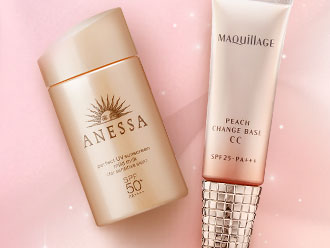 Shiseido up to 60% OFF