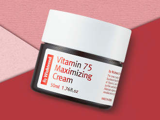 Free Beauty sample from By Wishtrend
