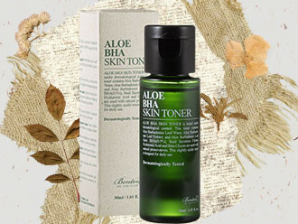 Get a free toner with over US$ 25 purchase from Benton